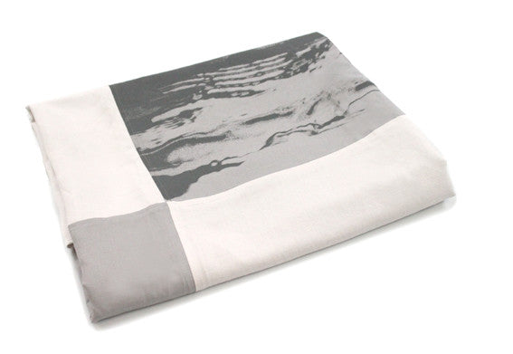 Undertow Linen Throw