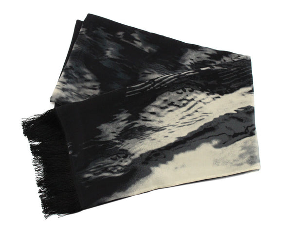 Undertow Silk Throw