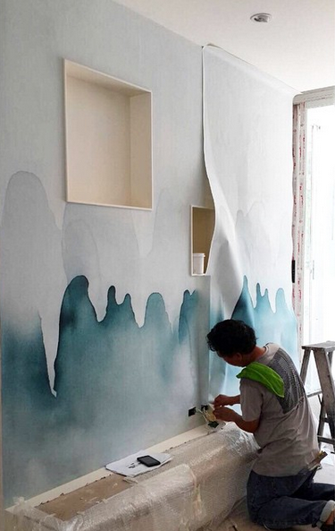 Tidal Wallpaper - Residential project, Thailand