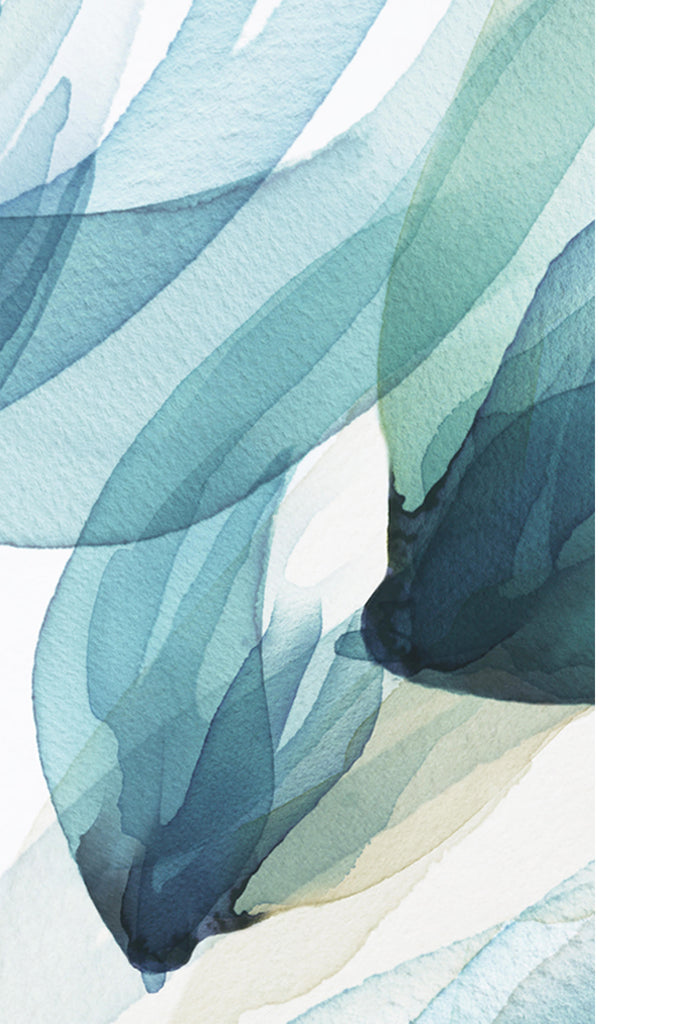 Sample - Songbird Wallpaper Teal