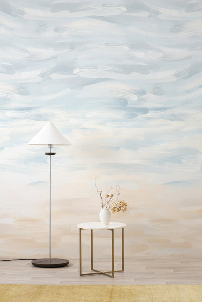 LA Colorscape Wallpaper - Sandscape Mural - Sand