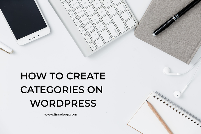 How To Create Categories On Wordpress