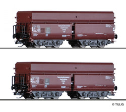 Tillig 1791 01791 Freight car set DRG