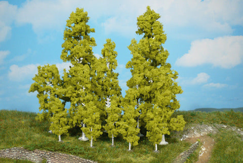 Heki 1137 Silver Birch Trees 11cm x4