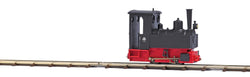 Busch 12142 steam locomotive with headlights