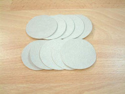 The Cool Tool 10 x Spare Sanding Discs for Unimat