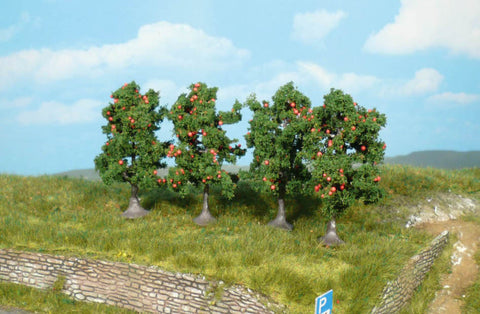 Heki 1961 Apple Trees 7cm x5