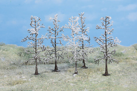 Heki 2105 Winter Trees 10cm x5