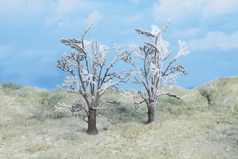 Heki 2106 Winter Trees 14cm x2