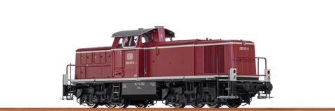 Brawa 41523 Diesel Locomotive BR 290 DB AC Digital BASIC