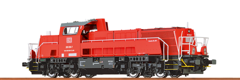 Brawa 42722 Diesel Locomotive Gravita 15D BR 265 DB AG DC Analogue BASIC