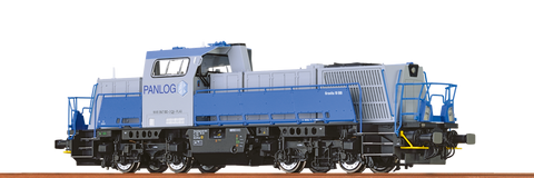 Brawa 42766 Diesel Locomotive Gravita 10BB Panlog DC Analogue BASIC