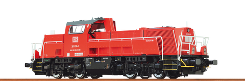 Brawa 42794 Diesel Locomotive Gravita 10 BB BR 261 DB AG DC Analogue BASIC