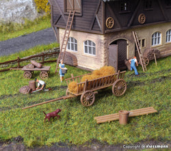 Vollmer 43699 Farm Decoration set
