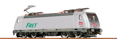 Brawa 43955 TRAXX Electric Locomotive BR 186 SNCF Akiem AC Digital BASIC