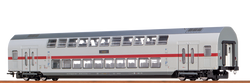 Brawa 64508 TWINDEXX Vario IC-Double-Deck Middle Wagon 1st Class DB AG