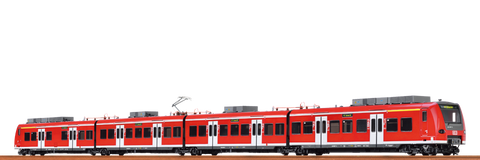 Brawa 44602 Electric Railcar BR 425 DB Regio DC Digital EXTRA