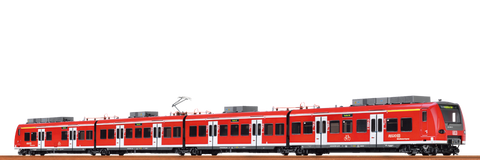 Brawa 44630 Electric Railcar BR 425 DB Regio Hesse DC Digital EXTRA