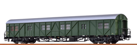 Brawa 46251 Luggage Car MPw4ie DB