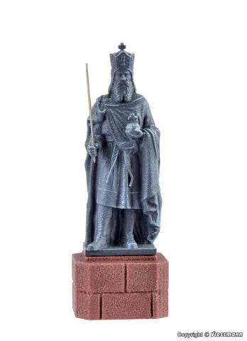 Vollmer 48288 Charles the Great Charlemagne Statue