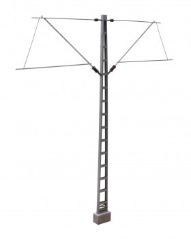 Sommerfeldt 642 Gauge 1 Mainline Mast, Lattice Type, With Bracket