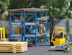 Busch 7845 Action Set: Forklift with driver