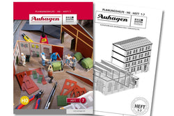 Auhagen 80007 BAU Modular System Planning Booklet - Part 7