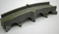 Road Bridge With 4 Arches N Scale