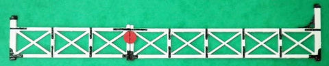 Asymmetric Level Xing Gates OO Scale