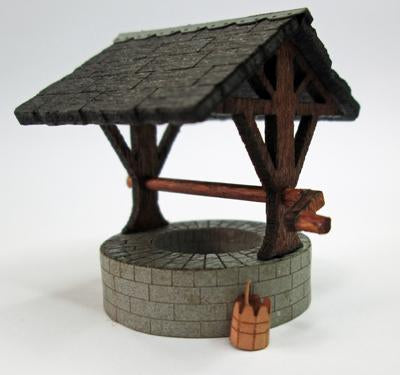 Village Well Kit OO Scale