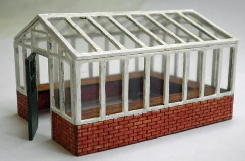 Large Greenhouse Kit OO Scale
