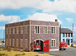 Busch 9732 US Fire Station