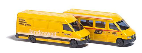 Busch 8339 N Mercedes Sprinter - Swiss Post Vehicles