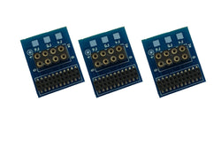 6-function 21 to 8 Pin Adapter (3 Pack)