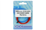 Decoder Wire Stranded 6m (32g) Red Packaged