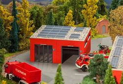Faller 130161 Modern Fire Station Extension Garage Kit V