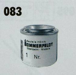 Sommerfeldt 083 RAL 6011 Green/Grey Paint 50g For Masts