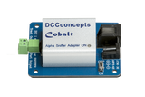 Cobalt Alpha DCC Power Bus Driver and SNIFFER