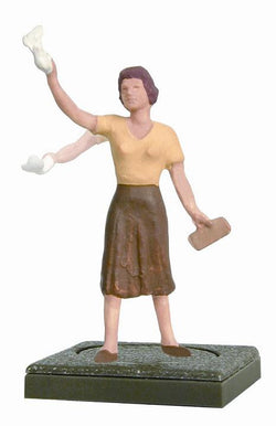 Viessmann 5055 HO Woman Waving with Movable Arm