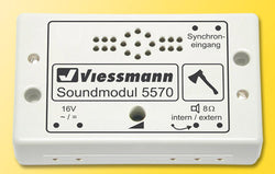 Viessmann 5570 Chopping Wood Sound Module