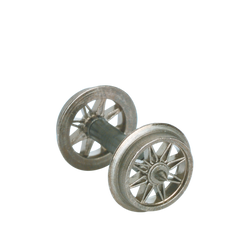 Brawa 2183 Spoke Wheels in Toe Bearing