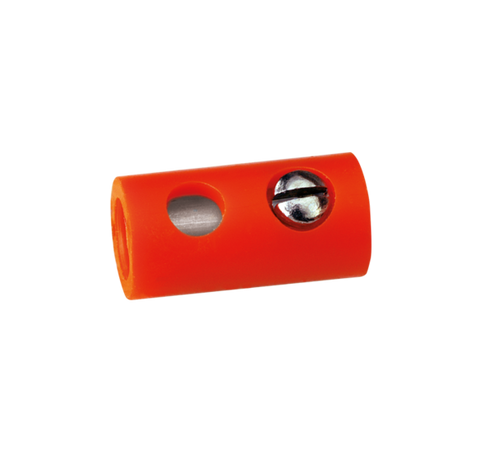 Brawa 3016 Sockets Dia 2 5 mm orange