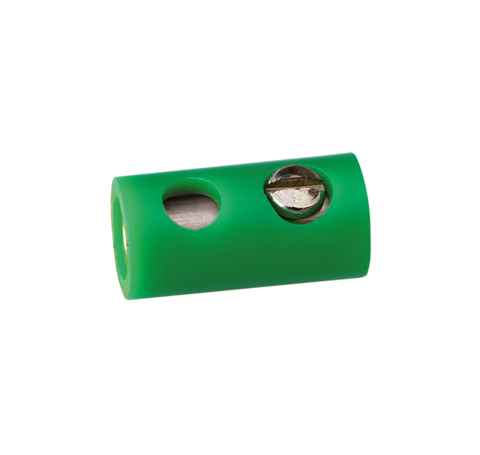 Brawa 3043 Sockets Dia 2 5 mm green