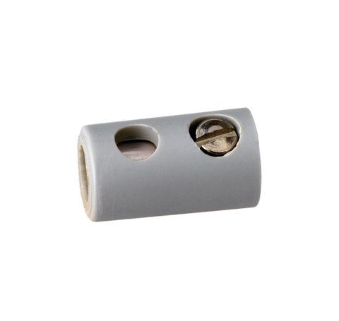 Brawa 3047 Sockets Dia 2 5 mm gray