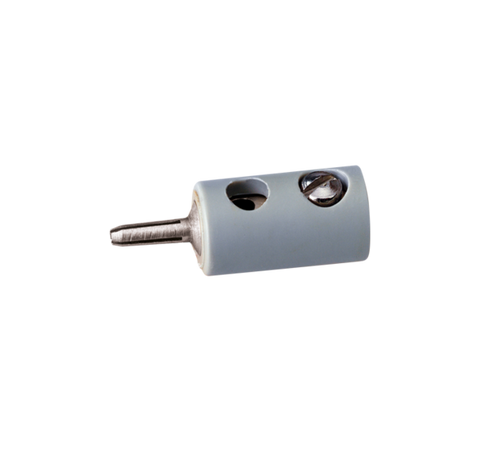 Brawa 3057 Pin Connectors Dia 2 5 mm gray