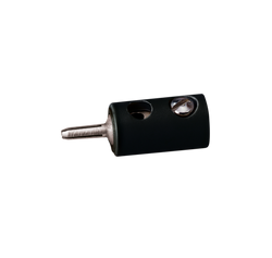 Brawa 3058 Pin Connectors Dia 2 5 mm black