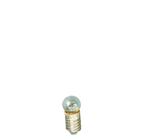Brawa 3301 Spherical-head Bulb E 5 5
