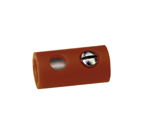 Brawa 3744 Sockets Dia 1 6 mm brown