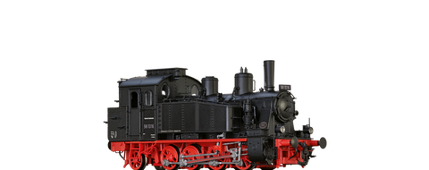 Brawa 40574 Steam Locomotive 98 10 DB DC Analogue BASIC