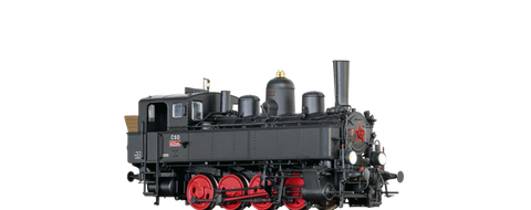 Brawa 40792 Tender Locomotive BR 422 CSD DC Analogue BASIC